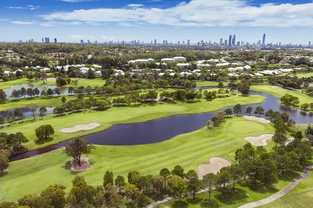 RACV Royal Pines Golf Course